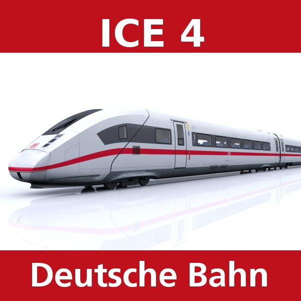 train ice 4 3d model