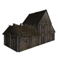 Medieval House01