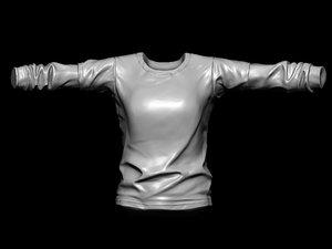 female shirt 3ds