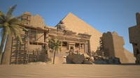 building house ancient egyptian max