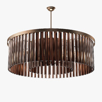 Bella Figura - Double drum chandelier
