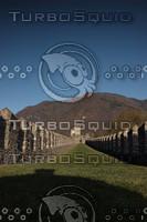CASTELLO DI MONTEBELLO CASTLE WALL