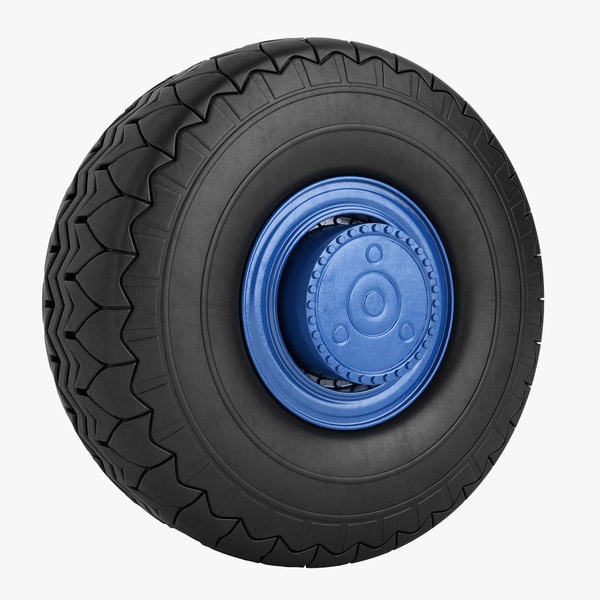 3d model douglas kalmar wheel