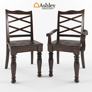 porter dining room chair 3d max