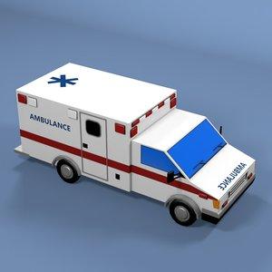ambulance 3ds