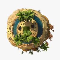 3d planet dune