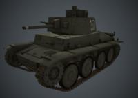 3d 38 tank model