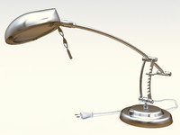 max steel table lamp