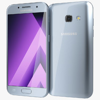 realistic samsung galaxy a3 3d 3ds