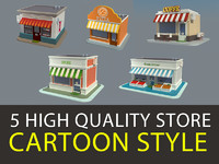 3D Shop Collection V3