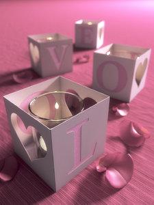 scene saint valentine candle max