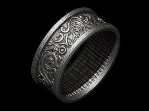 3d model ring printable print