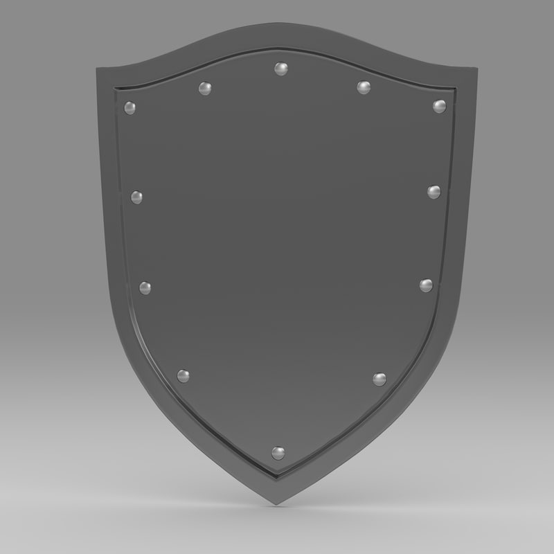 shield 3d lwo