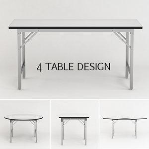 table folding max