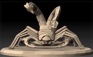free obj mode scorpion printer
