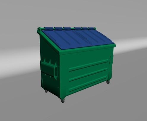 3ds dumpster