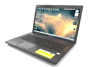 laptop notebook 3d max