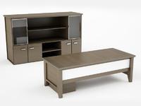 Office Desk 05