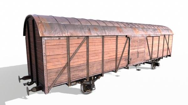 soviet freight vagon max