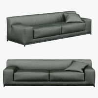 Sofa Meridiani Freeman 260C