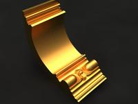 cornice mold decor 3d max