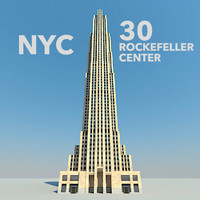 30 Rockefeller Center, Comcast / GE Building