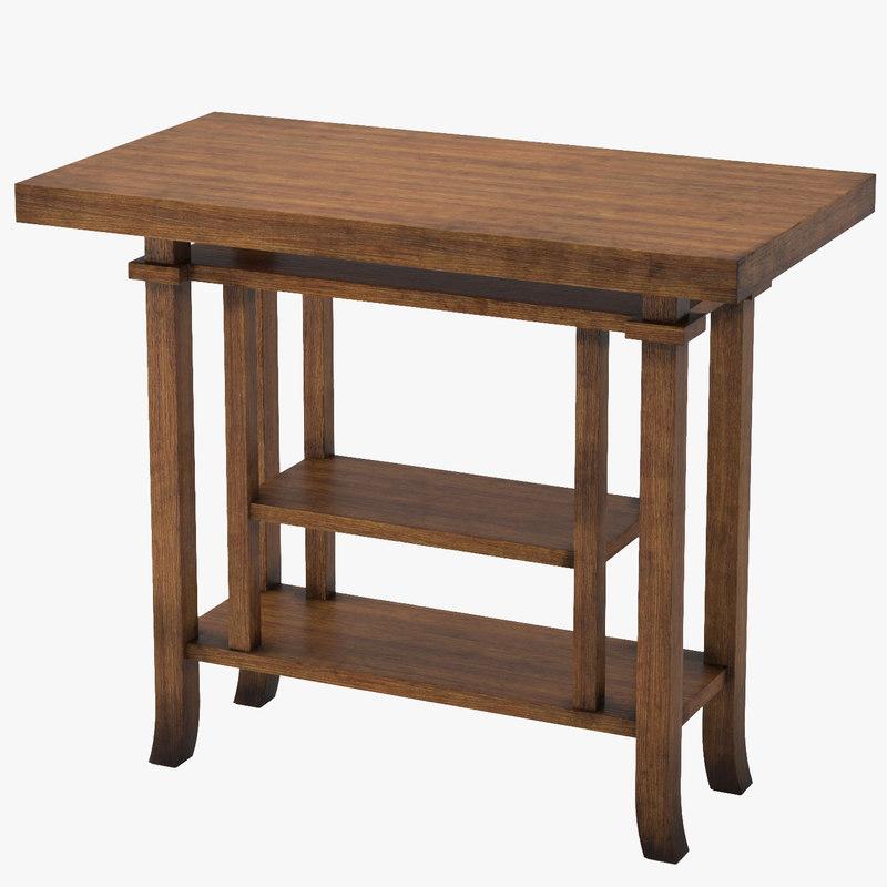 table 1908 3d model