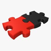 3d 3ds puzzle 02 pose 2