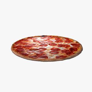 pizza papperoni leonardo max