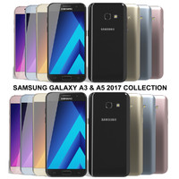 Samsung Galaxy A3 & A5 2017 Collection