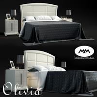 3d monrabal chirivella - olivia model