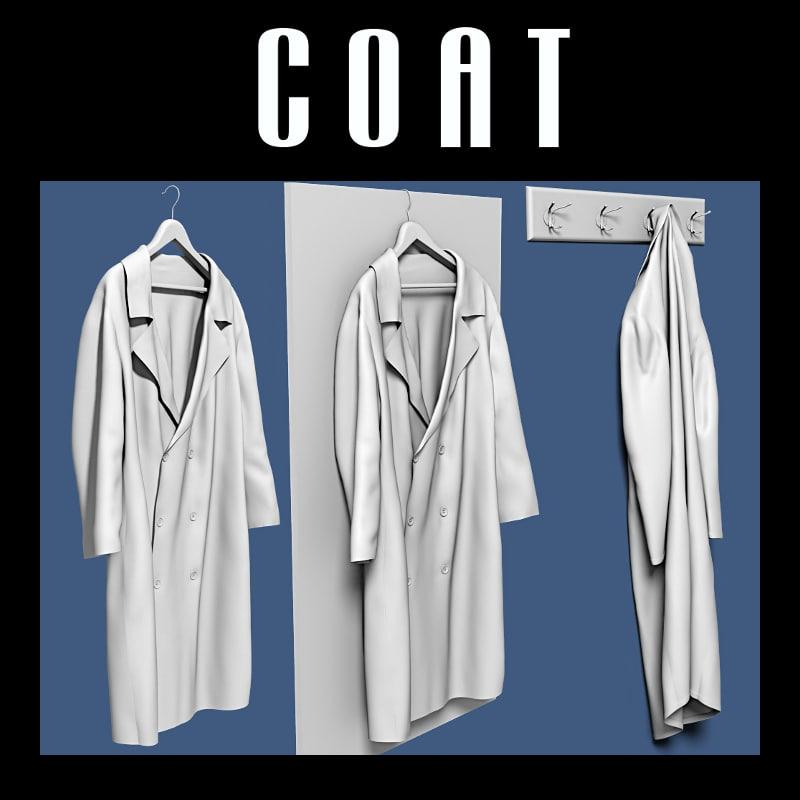 coat interiors obj
