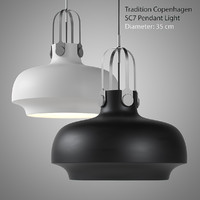 copenhagen pendant light max