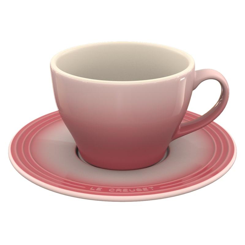 3d le creuset cup