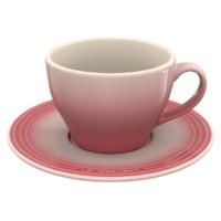 le creuset cup 3d max