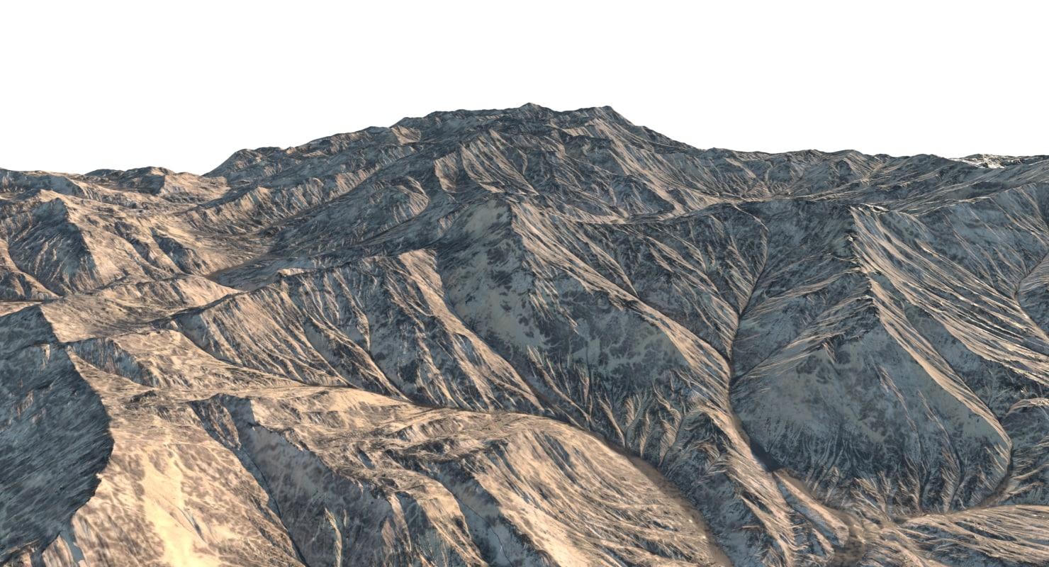 max desert mountain