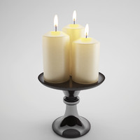 free max model decor candles