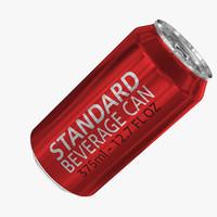 standard 375ml 12 7oz max