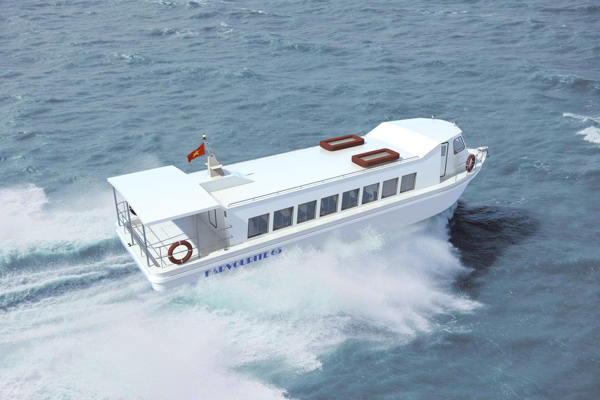 3ds boat design