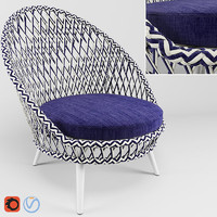 Panna Lounge Chair