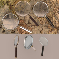 3ds magnifying glass