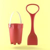max bucket spade