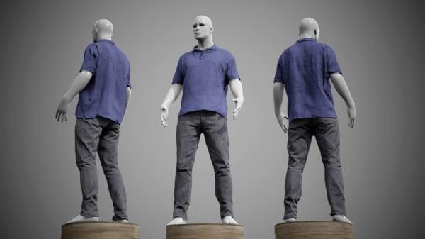videogames 3d model