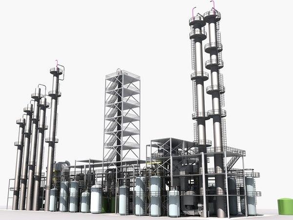 max refinery unit