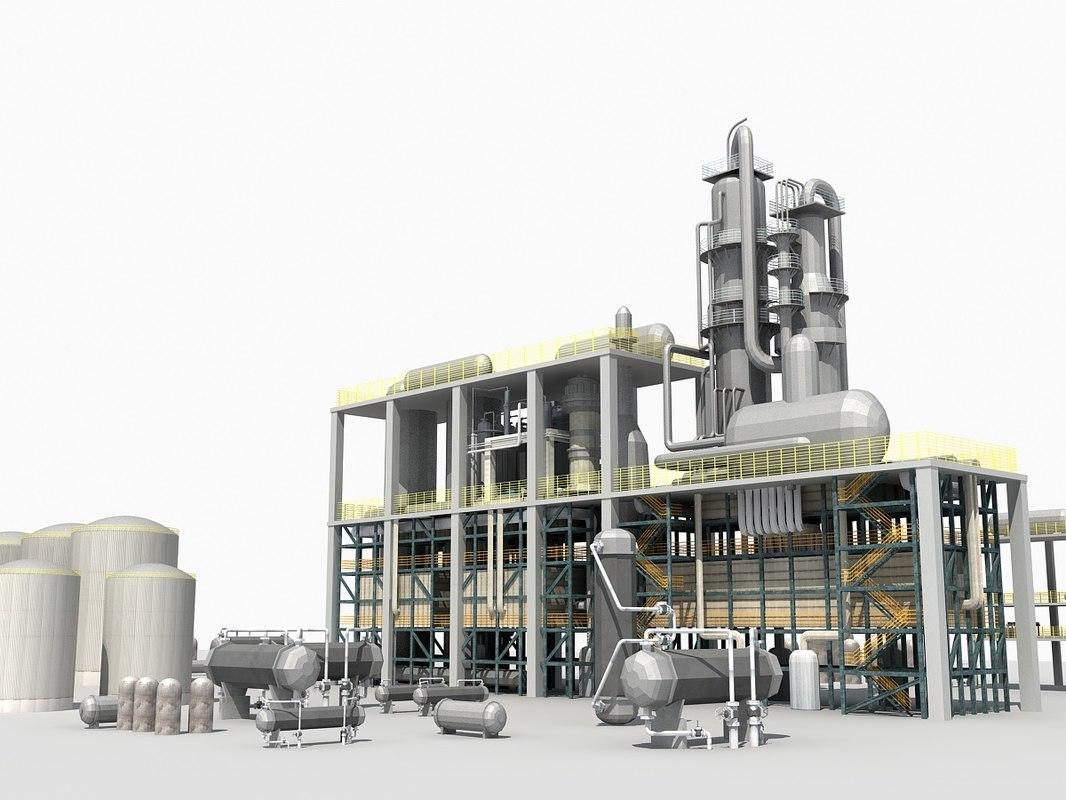 3d plant factory