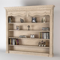 3ds bookcase provasi