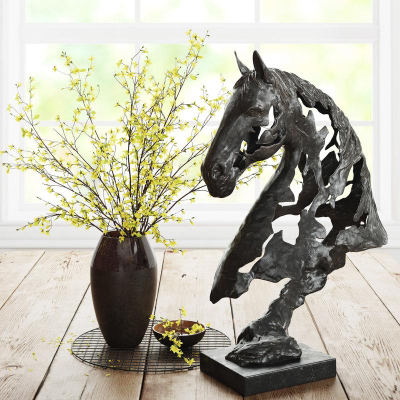 3d sculpture figurine model