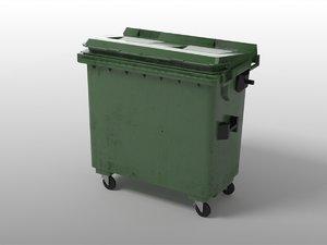 max dumpster
