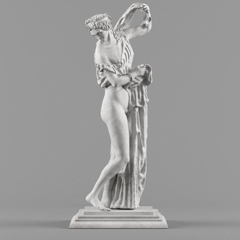 the statue of aphrodite The statue is one of the most celebrated depictions of the greek goddess aphrodite belonging to the medici collections its renown is proved by the sculpture being documented in the tribune where, from the end of the xvii century, it was admired next to the medici venus.
