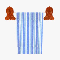 towel rails 3d model